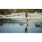 Boots wakeboard Ronix One Intuition+ Metallic White 2019 - legaturi wakeboard